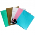 10 Sheets for resin - Metallic effect - Multicolored x1