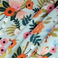 Viscose Fabric Rifle Paper Co - Amalfi Lively Floral x10cm