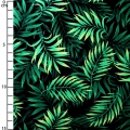 Fabric Island Breeze Collection by Chong-A Hwang - Palm leaves x10cm