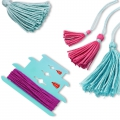 Tool to make tassels - 3 sizes 5 / 7.5 and 10 cm x1