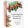 Contemporary Geometric Beadwork Volume 2 - Kate McKinnon  - Book in English x1