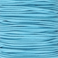 Genuine leather cord 1.5 mm Light Blue x 100 cm