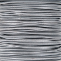 Genuine leather cord 1.5 mm Light Grey x 100 cm