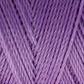Linhasita wax thread bobbin for micro macrame 0.75 mm Lilac (69) x250m