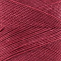 Linhasita wax thread bobbin for micro macramé 1 mm Raspberry (235) x180m