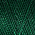 Linhasita wax thread bobbin for micro macramé 1 mm Fir Green (367) x180m