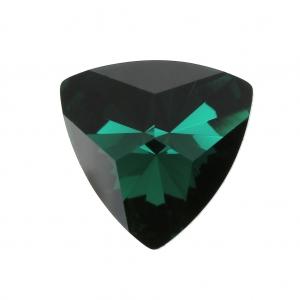72053977740 Swarovski 4799 9 mm Emerald x 1 - Perles & Co