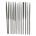 12 pc needle file economic set - outillage pour bijouterie -