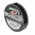 Black Satin x45m 8LB BERKLEY Fireline braided nylon wire 0.17 mm