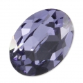 Swarovski 4120 Oval Fancy Stone 14x10mm Tanzanite