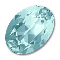 Swarovski 4120 Oval Fancy Stone 18x13mm Light Azore