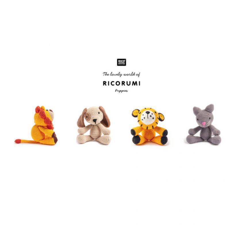 Cotton RICORUMI for Amigurumi mini Pincushion 25g 44