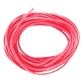 Cotton waxed cord 2mm Red Fuchsia x5m