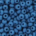 Seed beads 2,5mm Blue Jean Opaque x10g