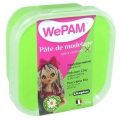 Cold porcelain Paste WePam 145gr Neon Green