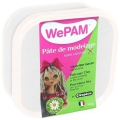 Cold porcelain Paste WePam 145gr pearl white