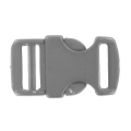 Quick release buckles 10 mm Grey x1