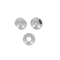 Boules 2.5mm stainless steel x50