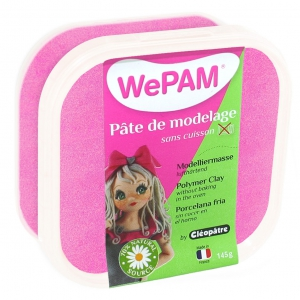 Cold porcelain Paste WePam 145gr Pink MOP