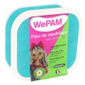 Cold porcelain Paste WePam 145gr Turquoise MOP