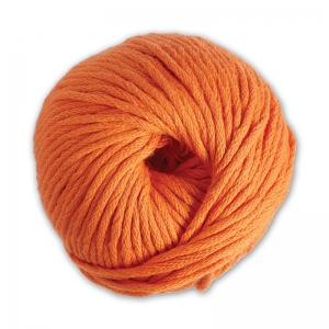 Cotton Natura  XL DMC - Cotton Ball Orange (n°10) x 75m