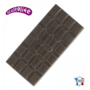 Melt bar material Scultoline Dark Chocolate x120gr