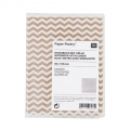 Paper Poetry Notebook herringbone 80x105mm white x1