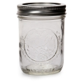 Mason Jar Ball 8 oz x1