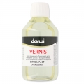 Transparent varnish shiny Darwi 250 ml x1