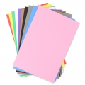 Assortment of thermosettable foam sheets 20x30cm Multicoloured x10