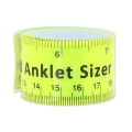 Anklet sizer - inch/cm lenght x1