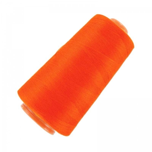 Cone Sewing thread polyester Neon Orange n°993 x3000m