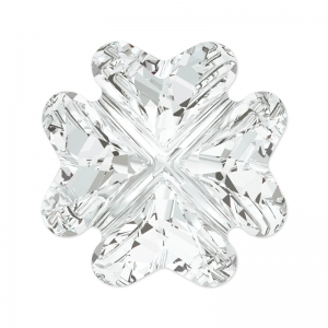 Swarovski 4785 Clover Fancy Stone  14mm Crystal  x1
