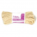 Cotton ball raffia Naturel x50g