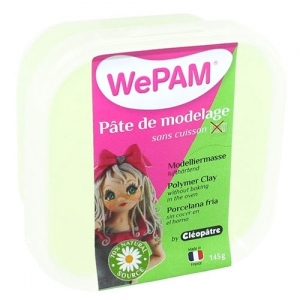 Cold porcelain Paste WePam Phosphorescente x145gr