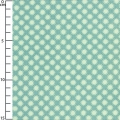 Fabric Tilda - Little Sun Teal x10cm