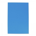 Thermosettable foam sheet 20x30cm Blue x1
