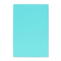 Thermosettable foam sheet 20x30cm light blue x1