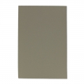 Thermosettable foam sheet 20x30cm Grey x1