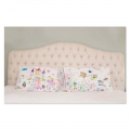 Fabric Color Me - A Royal Life White x60cm
