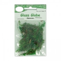 Dried green moss x1