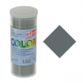 Enamel Powder Efcolor dark Grey x10ml