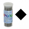 Enamel Powder Efcolor Black x10ml