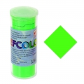 Enamel Powder Efcolor Green Fluo x10ml