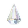 Swarovski Raindrop drop 6022 24mm Crystal AB x1