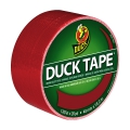 Adhesive Duck Tape uni 48 mm Red x18m