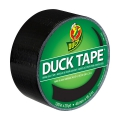 Adhesive Duck Tape uni 48 mm Black x18m