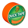 Adhesive Duck Tape uni Fluo 48 mm Neon Orange x13m