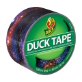 Adhesive Duck Tape with models 48 mm Galaxy x9m