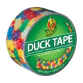 Adhesive Duck Tape with models 48 mm Gummy Bear x9m